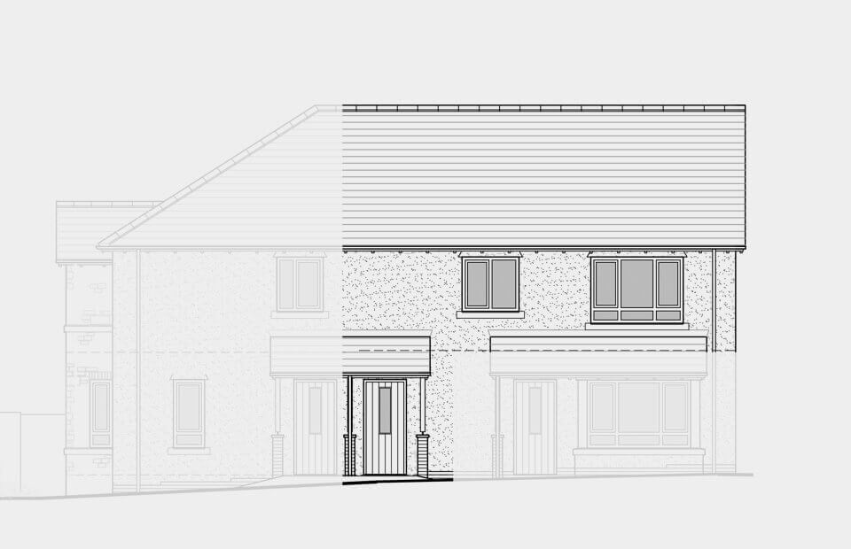 OS Plot 3 & 42 Affordable home