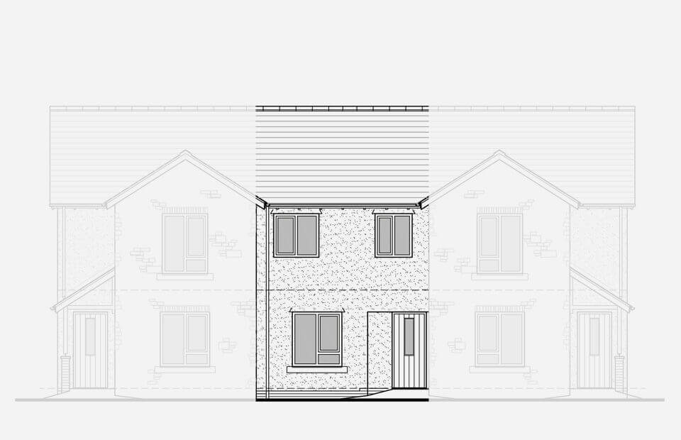 OS Plot 5 Affordable home