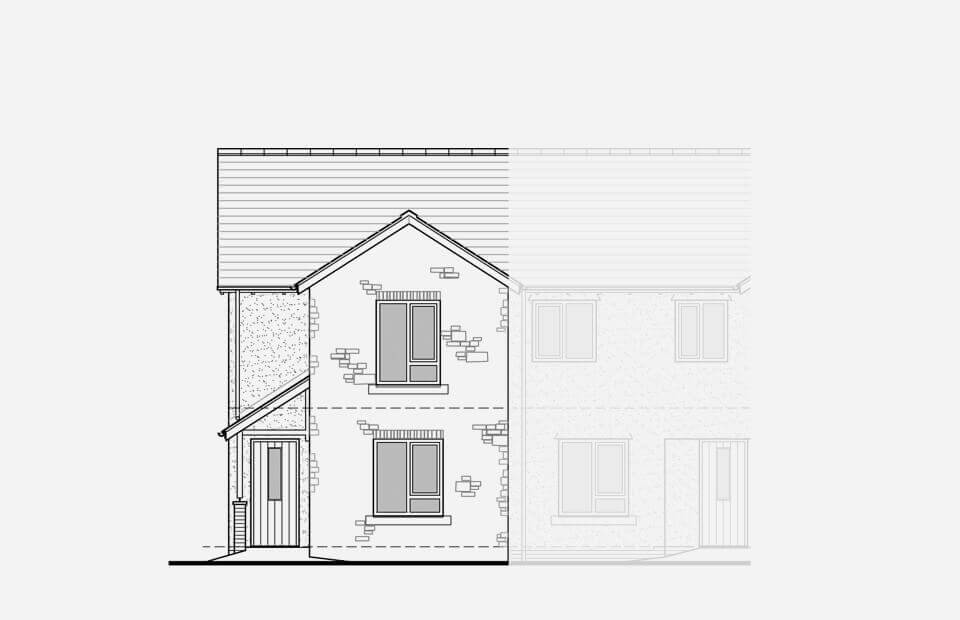 OS Plot 6 Affordable home