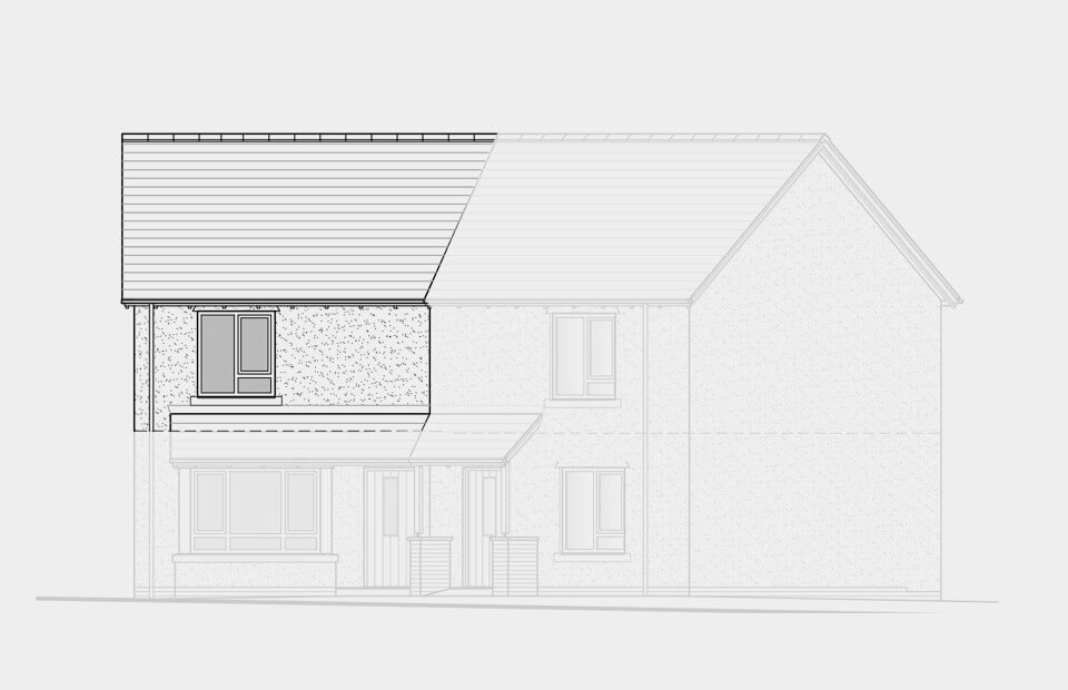 OS Plot 8 Affordable Home
