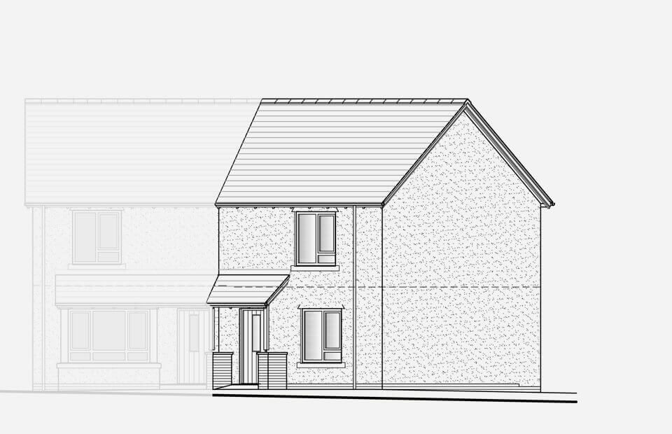 OS Plot 9 Affordable home