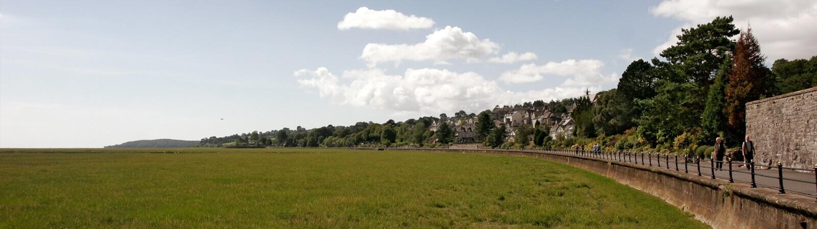 Grange-over-Sands, Cumbria