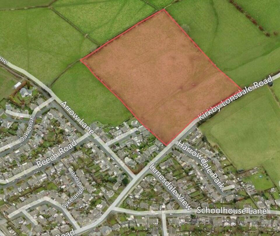 A Public Consultation Event: Kirkby Lonsdale Road, Halton