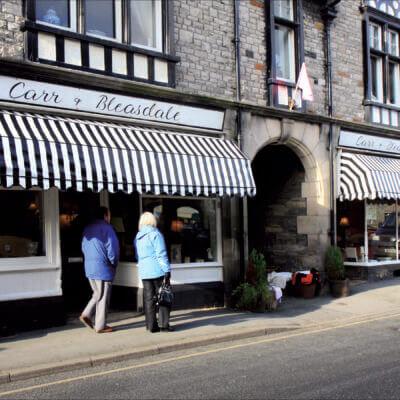 Kirkby Lonsdale, Cumbria