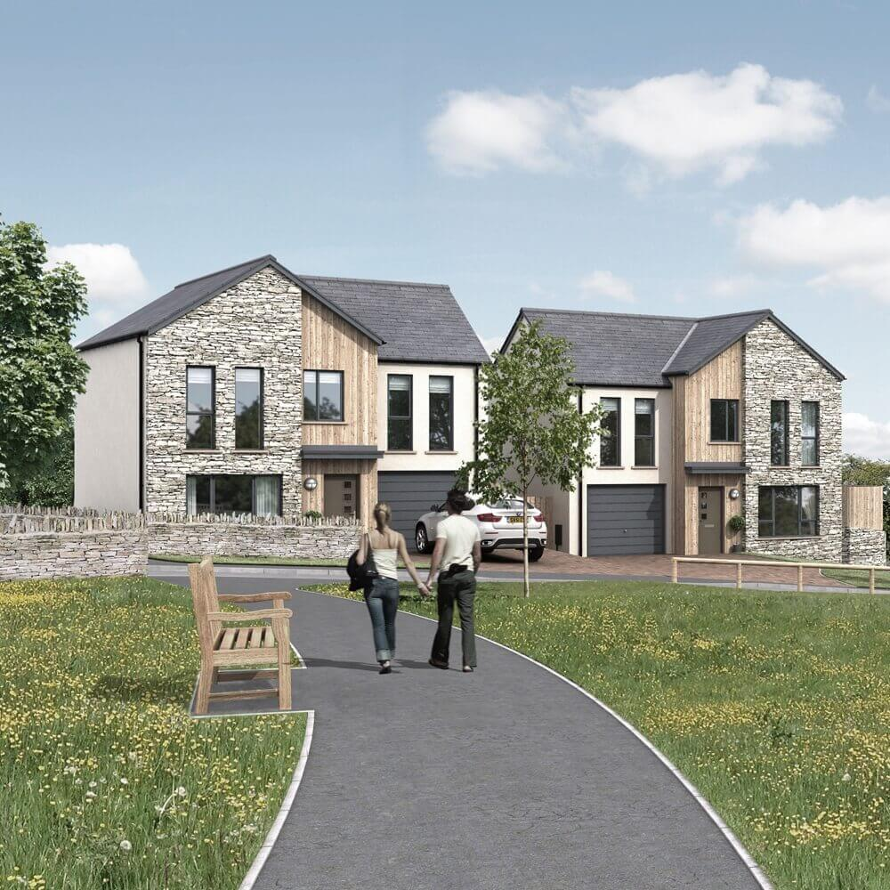 The Oakfield New Build Homes