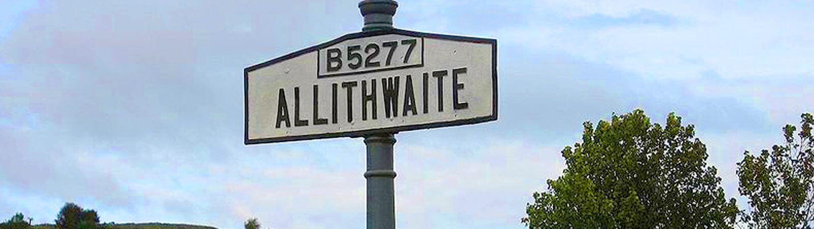 Green Lane, Allithwaite