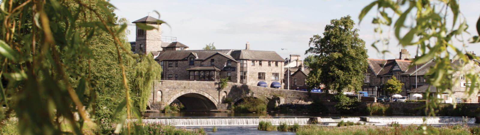 Carus Green, Kendal