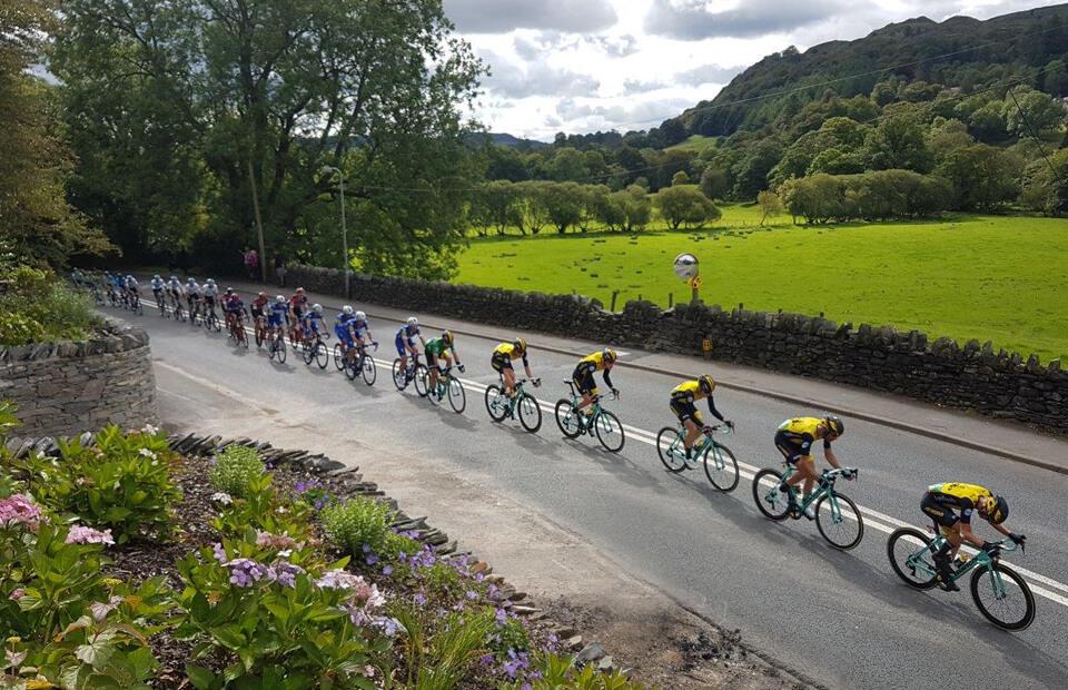 The Tour of Britain – a high point in Cumbria's sporting calendar