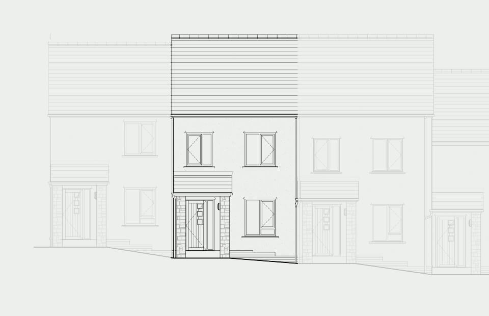 The Milnthorpe 'B' - Affordable home