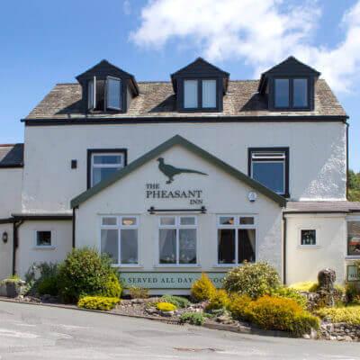 The Pheasant Inn, Allithwaite