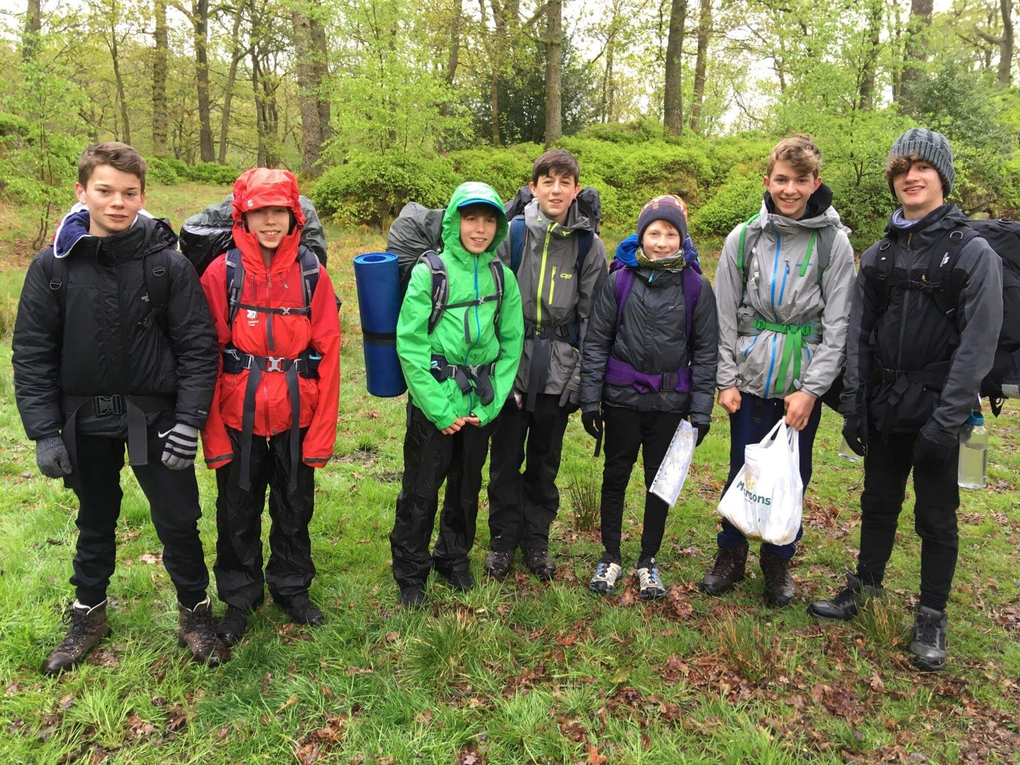 QKS students get a DofE boost