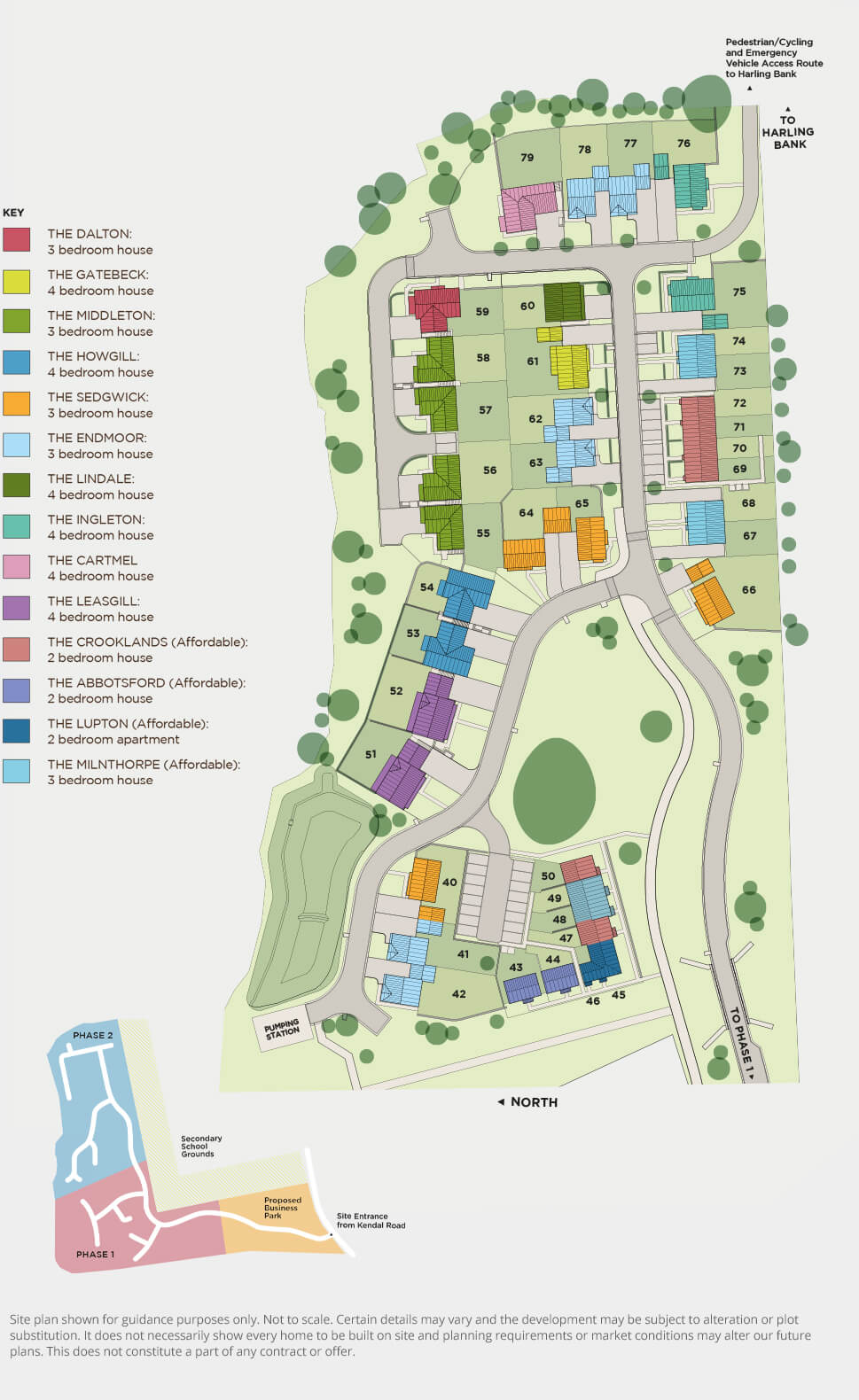 Oakfield Park – Phase 2 Phase 2