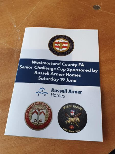 Westmorland County FA Cup